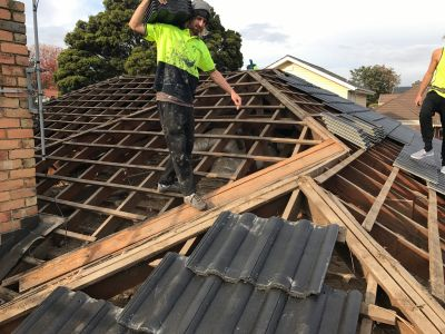 New Tile Roof 2