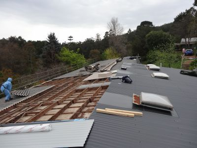best asbestos roofs replacement