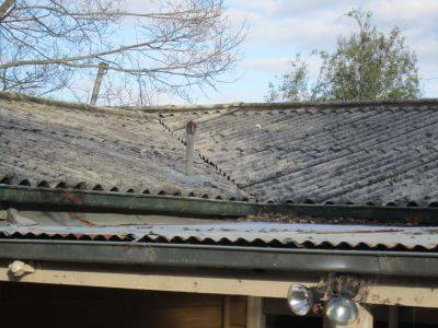 the best asbestos roofs replacement