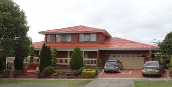 the best cement tile roof