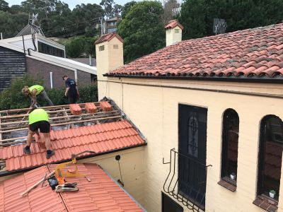 the best terracotta tile roof specialist