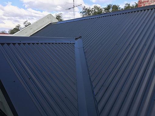 Terracotta Tile Roof