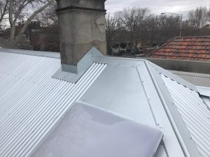 Rebedding Roof Tiles