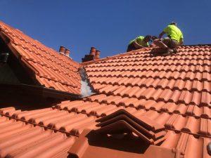 Tile Roof Restoration