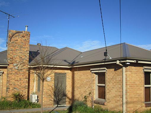 roof restoration ferntree gully