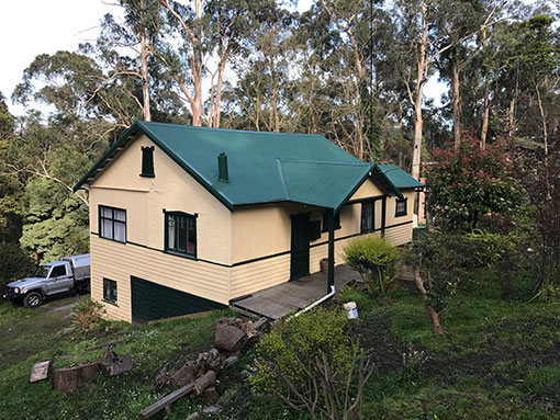 restoration of roof in melbourne specialist