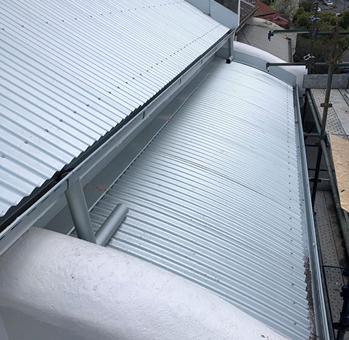 the best klip lok roof