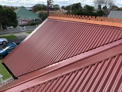 roof painting in melbourne